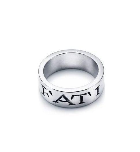 Amor Fati Ring – Silver
