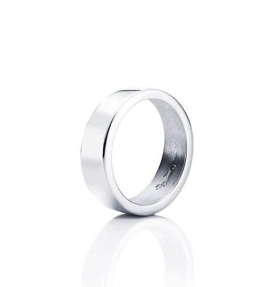 Irregular Ring – Silver