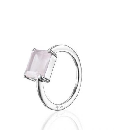 A Rose Dream Ring – Silver