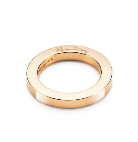High Plain Ring – Guld