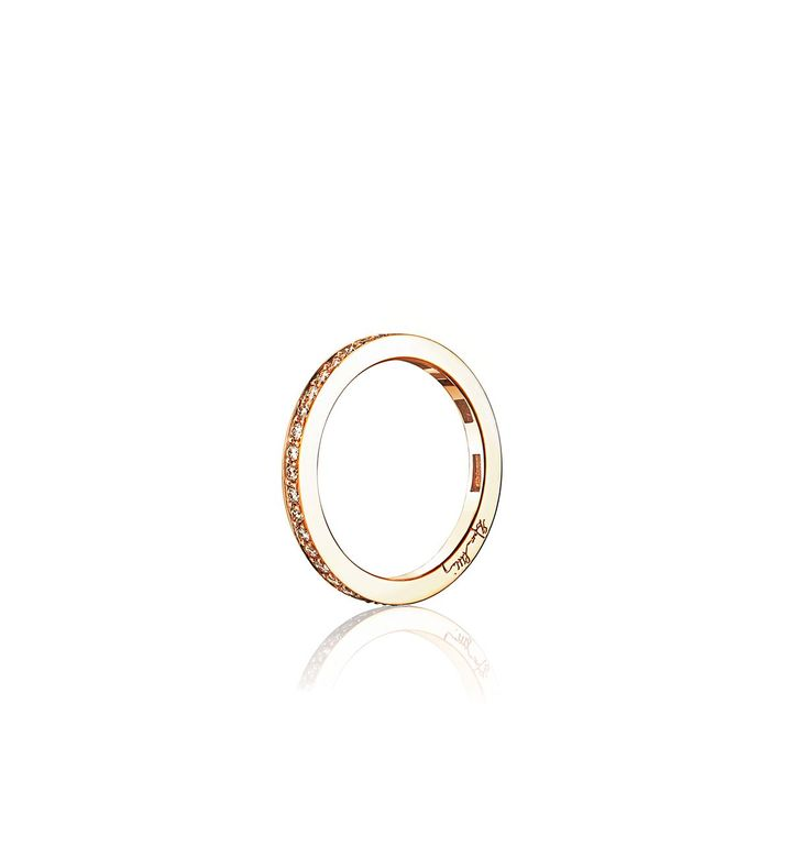 21 Stars & Signature Thin Ring