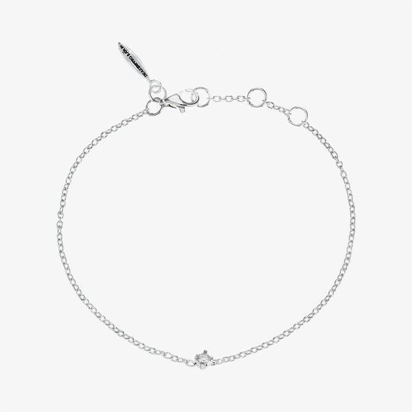 Diamond Sky Drop Bracelet