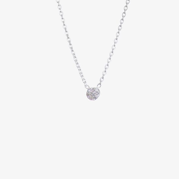Diamond Sky Single Necklace