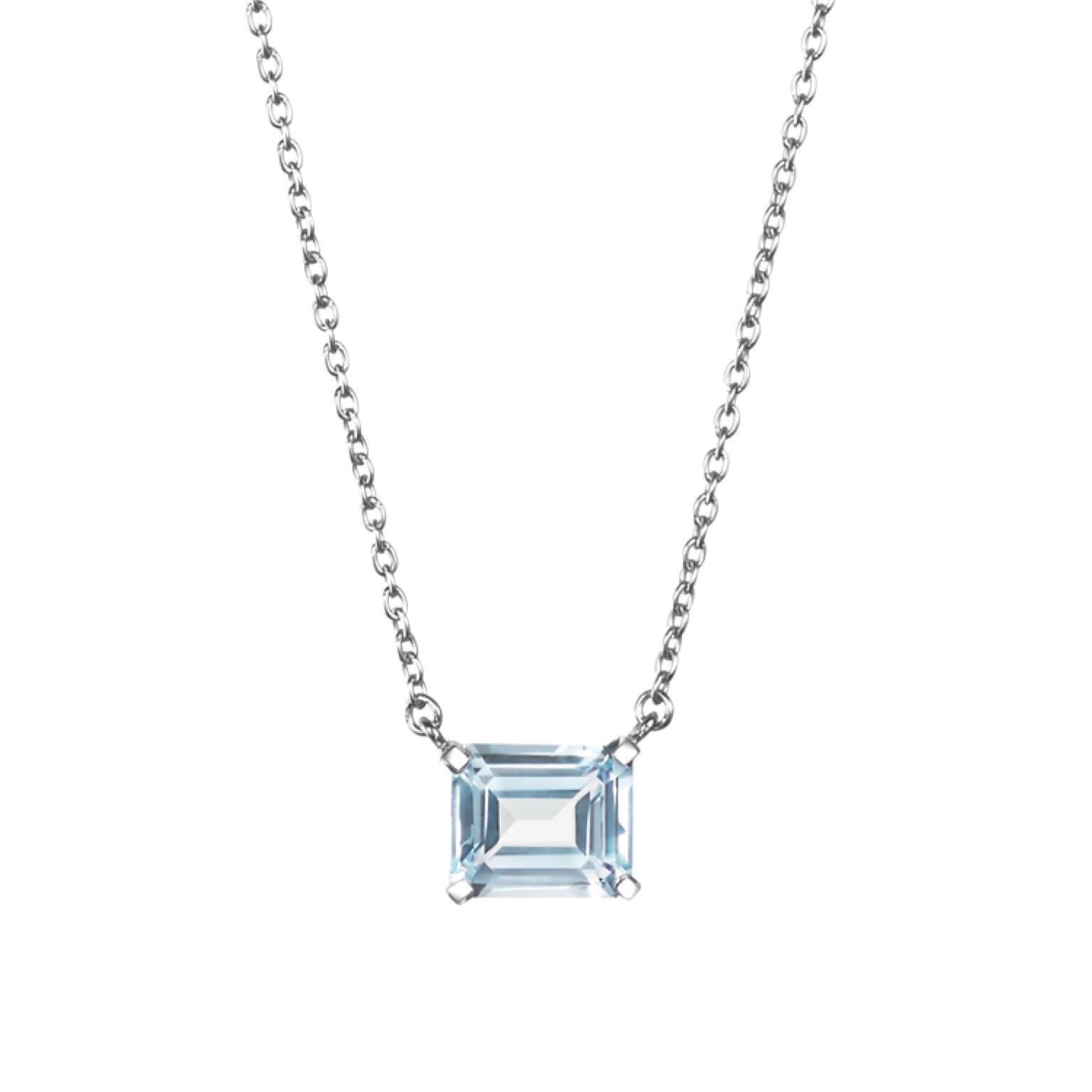 A Macaron Dream Necklace – Silver,