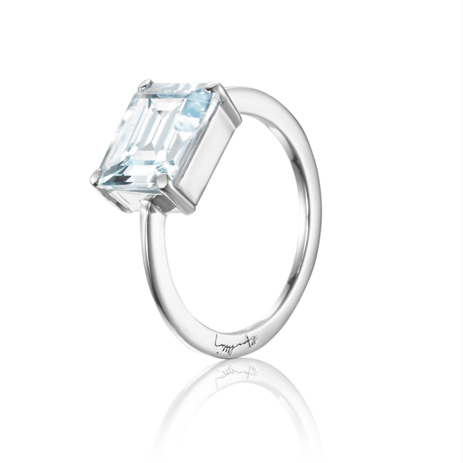 A Macaron Dream Ring – Silver