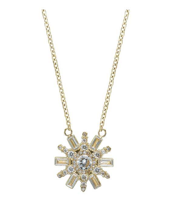 Aurora Necklace Gold