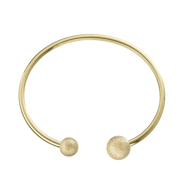 Atom Bracelet Glittering Gold