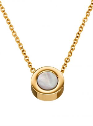 Arctic Necklace Gold