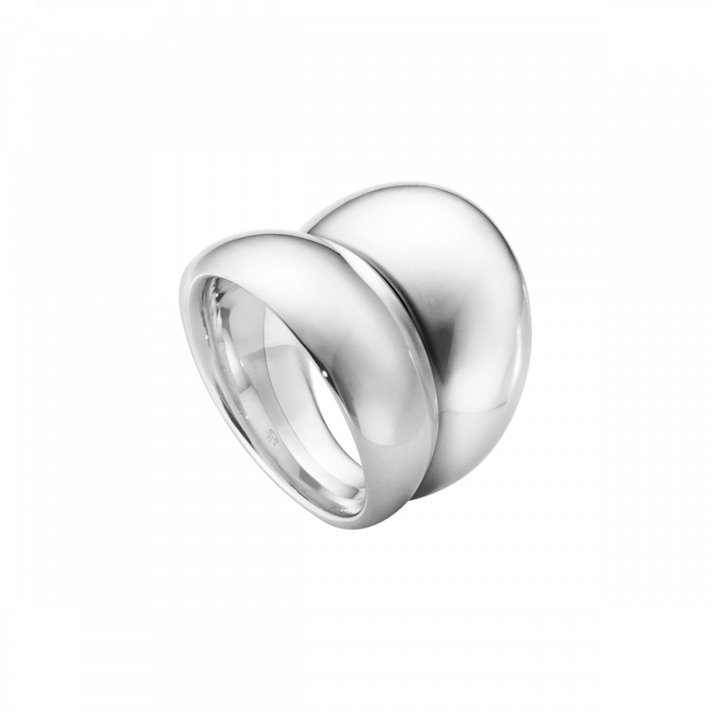 Curve Ring Silver