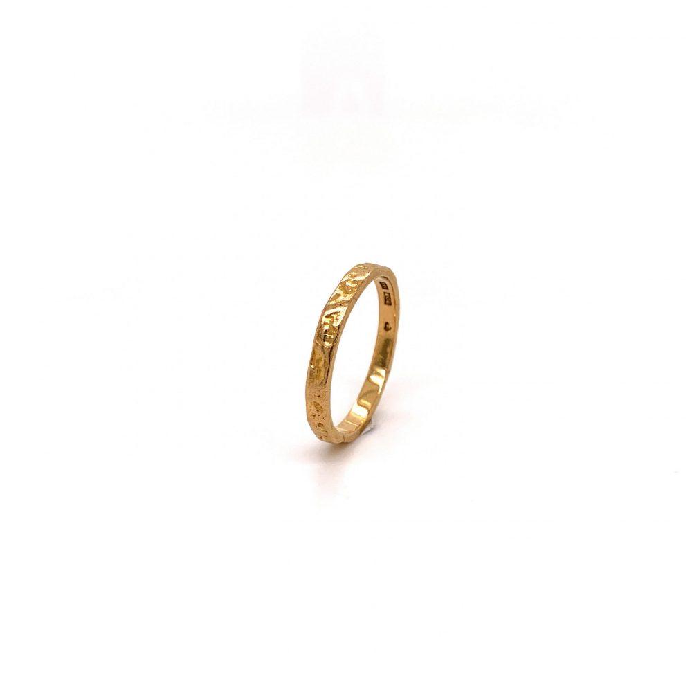 Hamrad Ring 18k