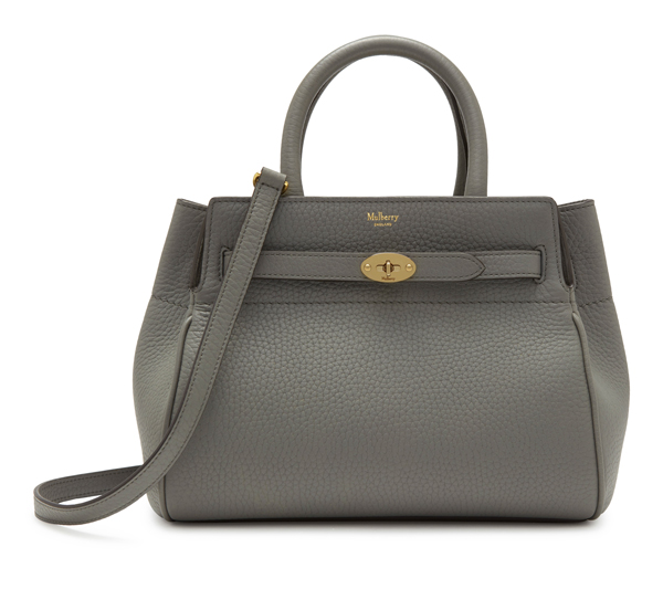 Small Belted Bayswater Charcoal