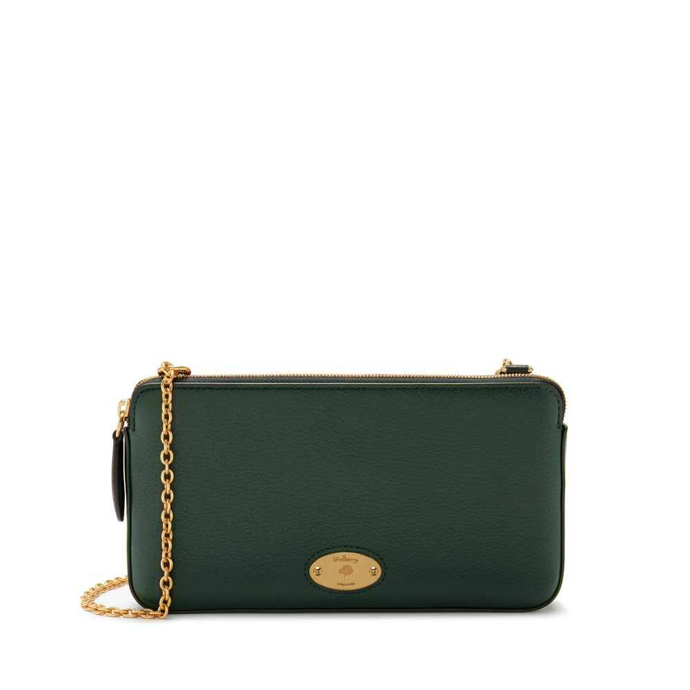 Mulberry Plaque Wallet On Chain