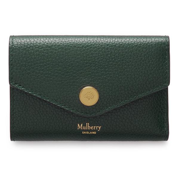 Folded Multi-Card Wallet