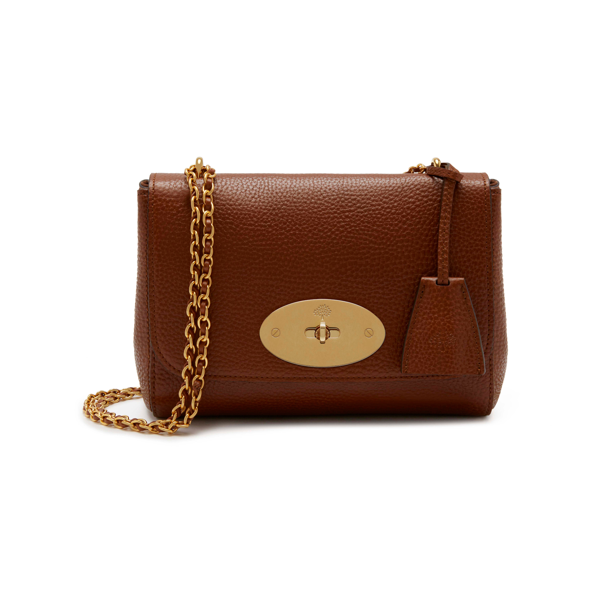 Lily Natural Grain Leather