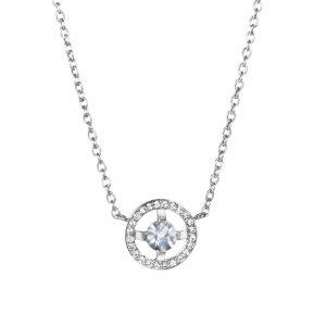 Blue & Stars Necklace