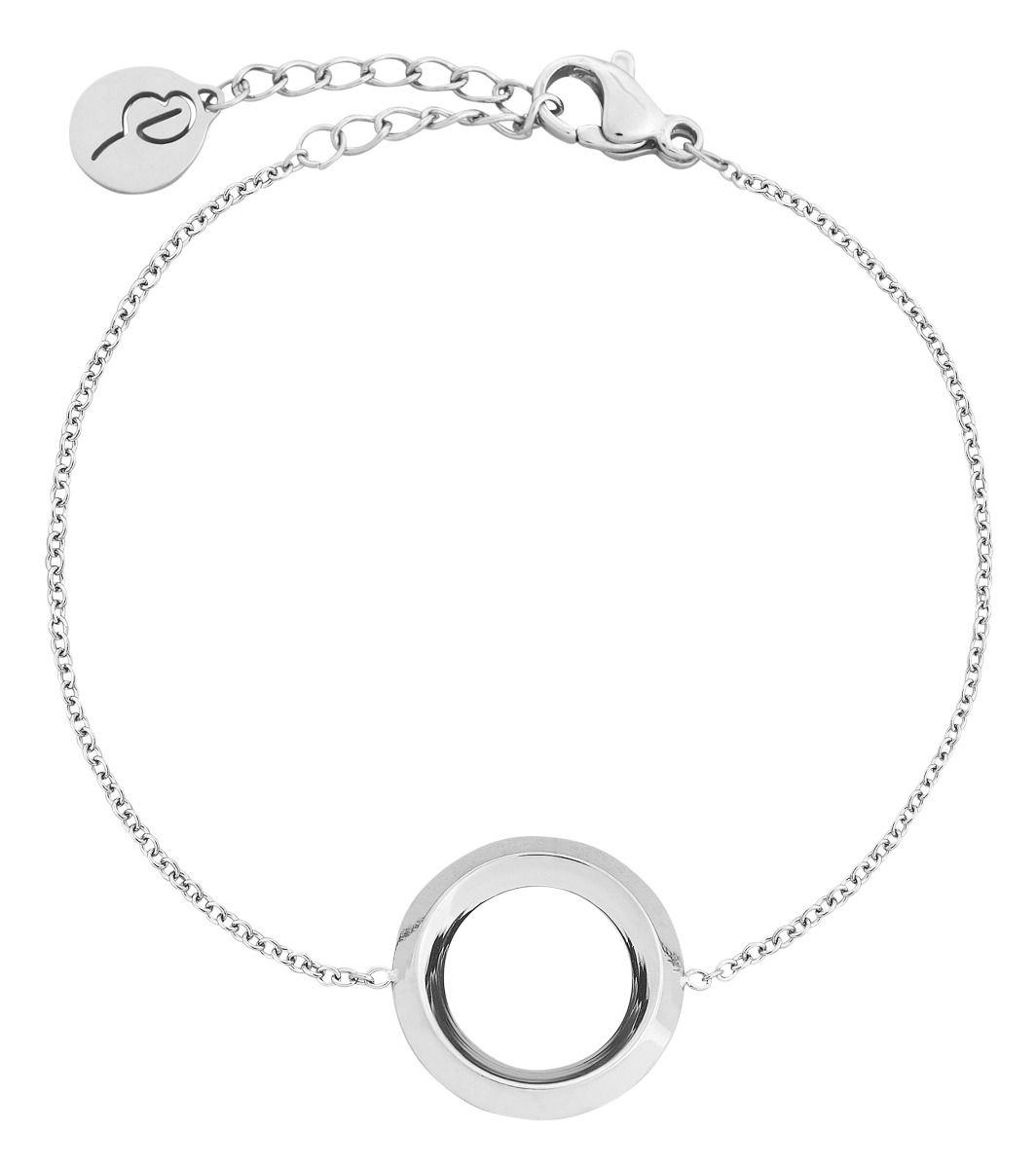Aralia Bracelet Steel