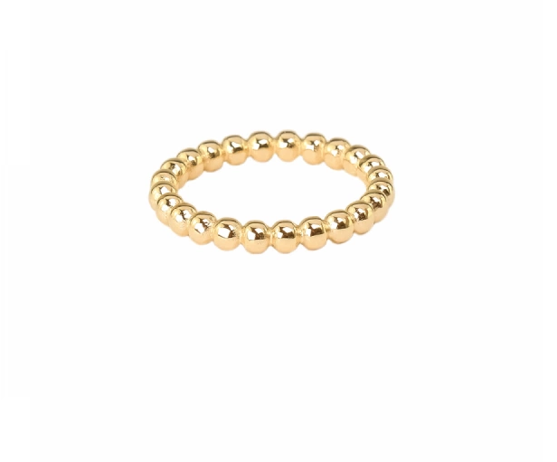 Globe Ring Gold