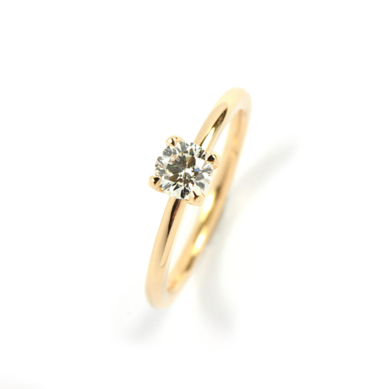 Finesse Ring 0,50ct