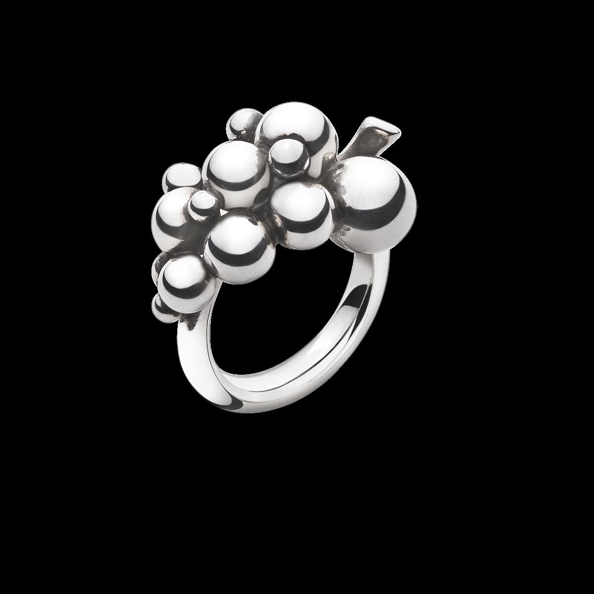 Moonlight Grapes Ring Small