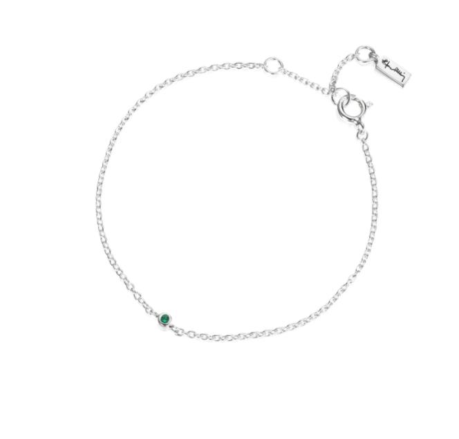 Micro Blink Bracelet Green Emerald