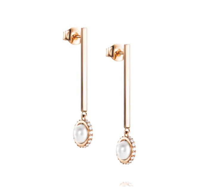 Little Day Pearl & Stars Earrings