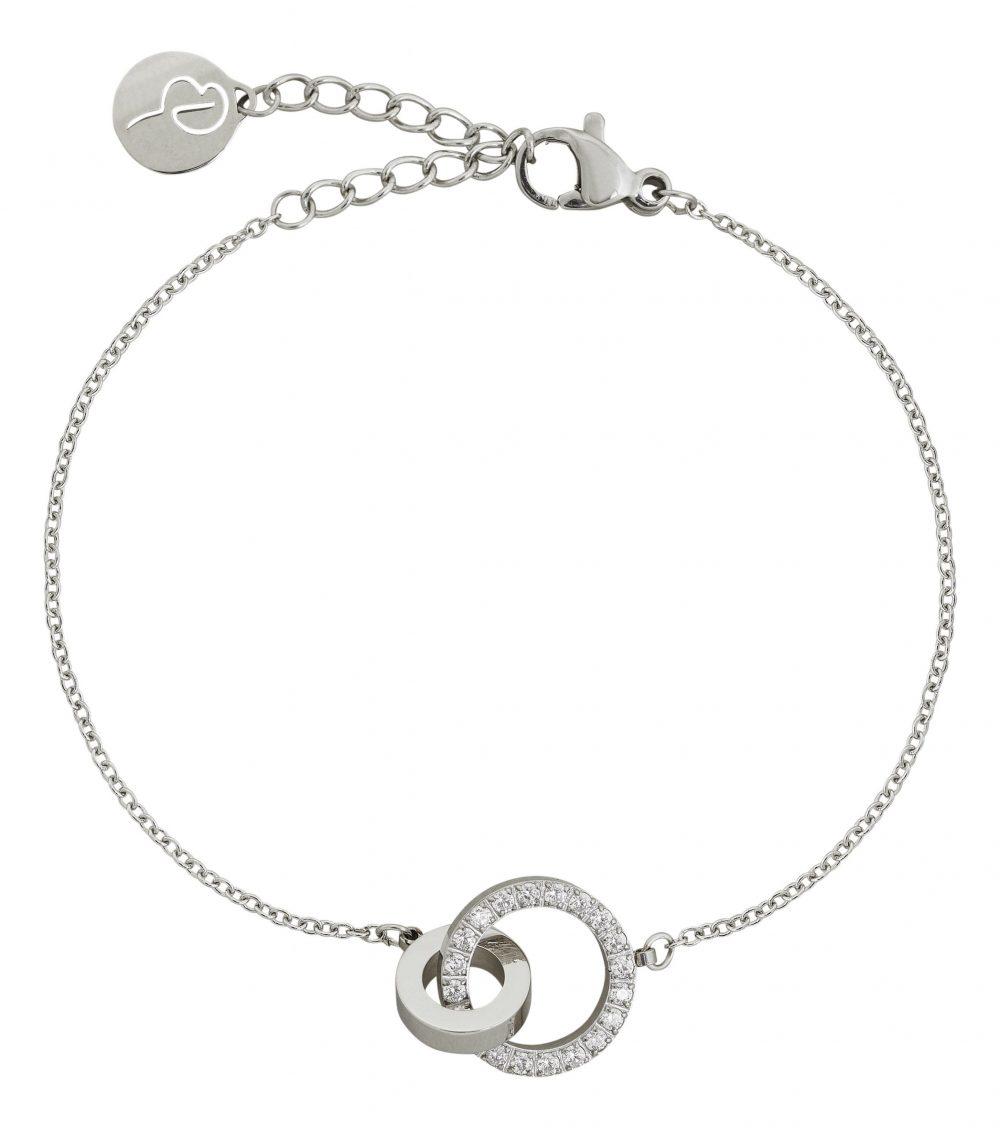 Eternal Orbit Bracelet Steel
