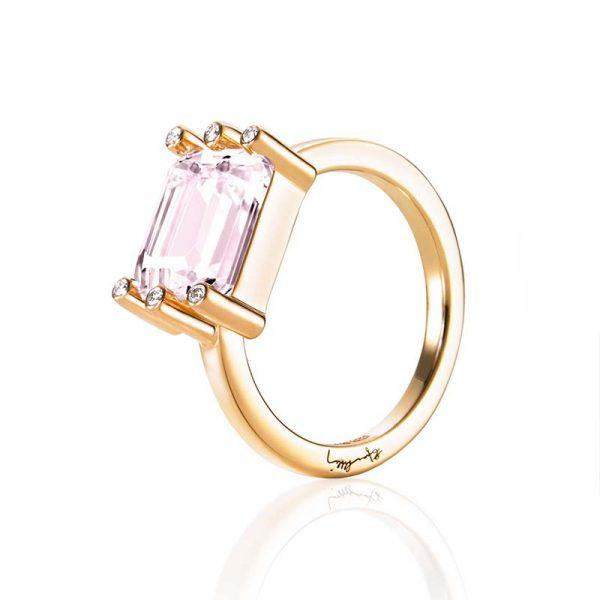 Beautiful Dreamer Ring – Morganite