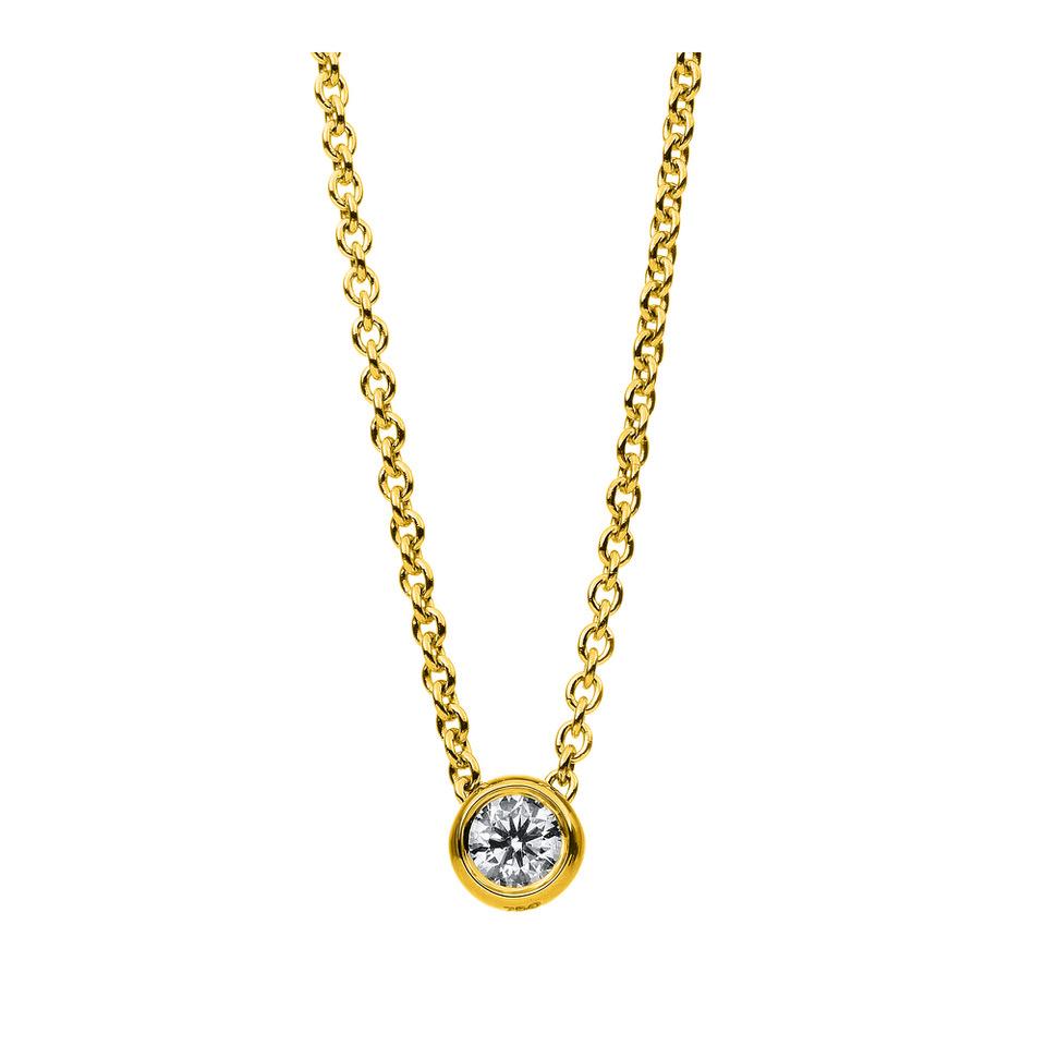 Amalfi II Necklace Gold