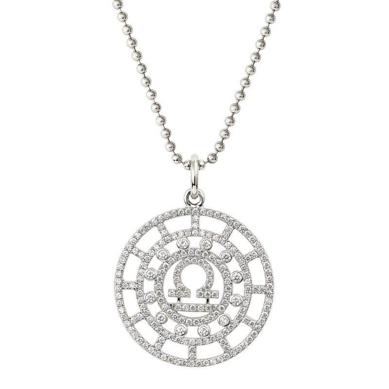 Diamond Zodiac Libra