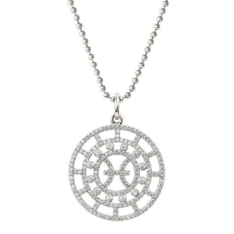 Diamond Zodiac Pisces